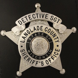 Detective Sgt Badge in place of Detective Sgt Cassandra Doemel photo