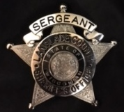 Sergeant Badge in place of Photo