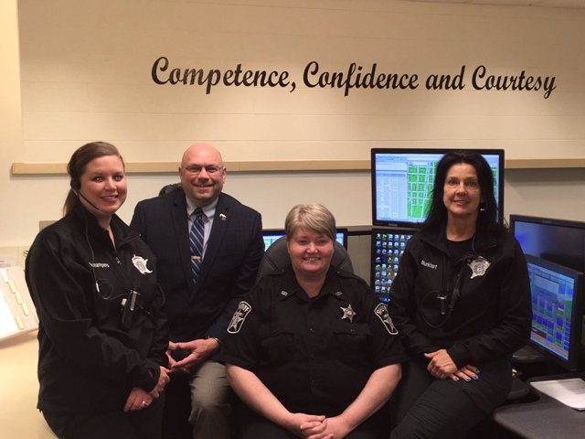 Sheriff and Dispatchers