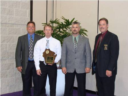 WI Narcotics Officer of the Year group photo