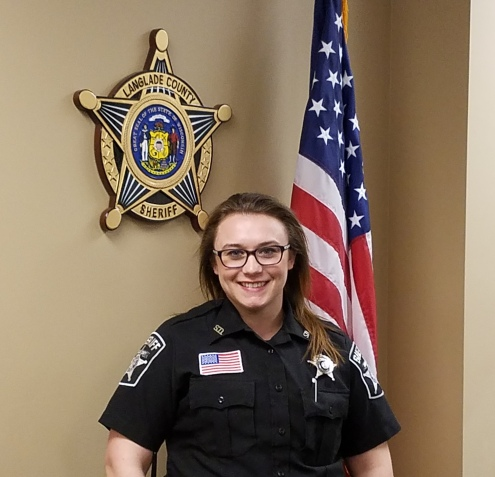 Corrections Officer Steger